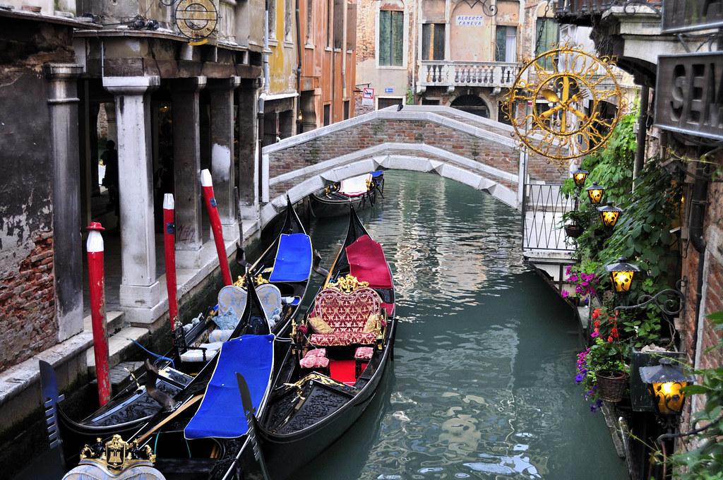Venezia Venice Italy - Creative Commons by gnuckx | The wate… | Flickr