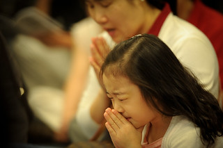 Prayer: Mother and Daughter   by bigbirdz