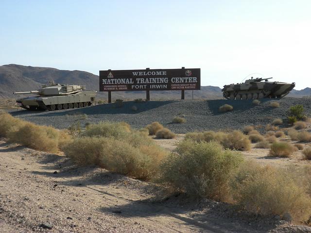 Fort Irwin - National Training Center