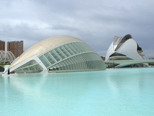 Science Museum in Valencia, Spain | by J.Glisson