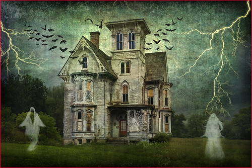 Ghost House | by Muffet
