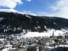 V Davosu vás možná překvapí rovné střechy, jsou povinné od roku 1960.