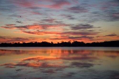 "morning blue sky orange sun lake reflection fall water clouds sunrise michigan whitmorelake platinumheartaward ""flickraward"" mygearandmepremium mygearandmebronze mygearandmesilver mygearandmegold mygearandmeplatinum ""flickrawardgallery"""