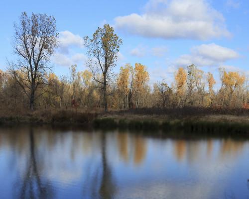 autumn oklahoma landscape