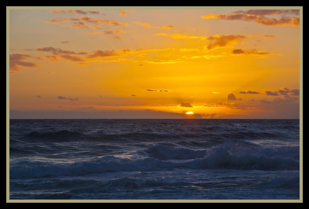 Sunrise over the South Pacific Ocean-01=