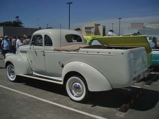 1946 Chevrolet 15 cwt Commercial Utility
