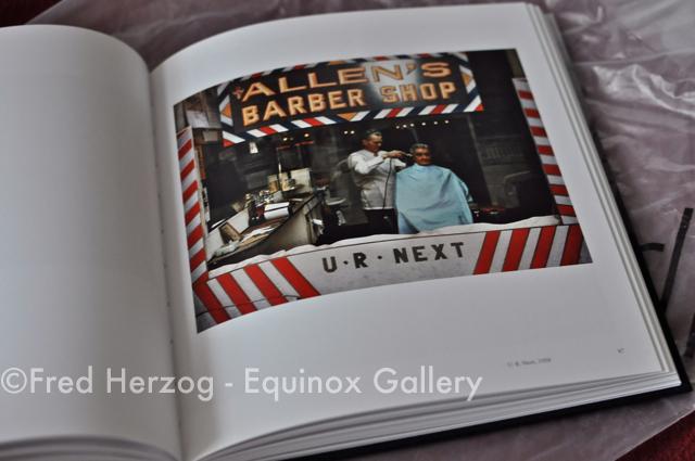 My Fred Herzog Book