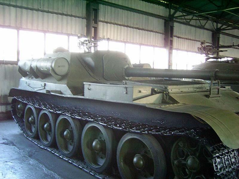 Su-101 Uralmash 2