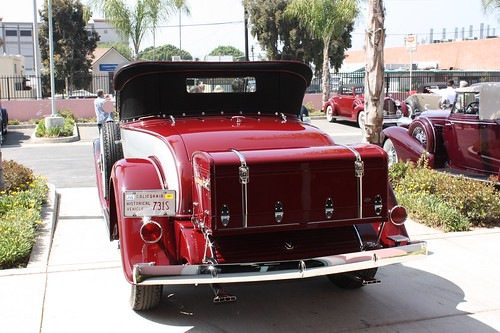 1930 Cadillac Model 452 V16