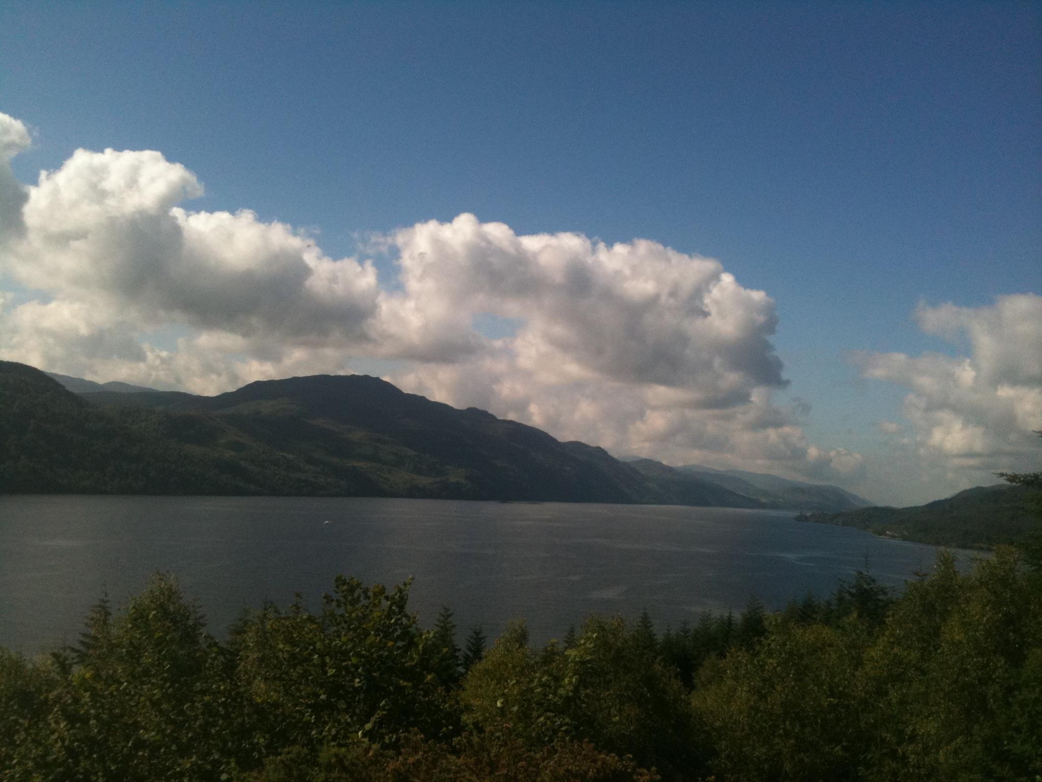 Loch Ness again