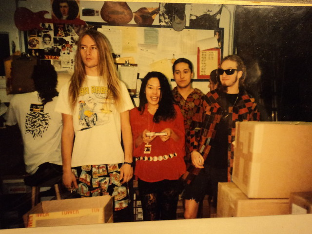 Alice in Chains Meet & Greet