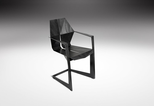 Stealth Chair, Designed by Haldane Martin, Photo Dook
