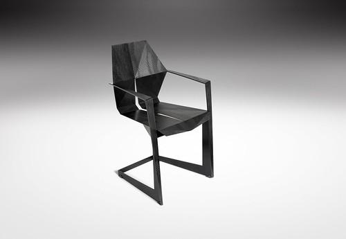 Stealth Chair, Designed by Haldane Martin, Photo Dook