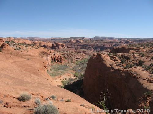 "The ""Egypt"" area of Glen Canyon National Recreation Area, Utah"