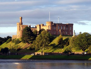 Inverness Castle and River Ness Inverness Scotland | by conner395