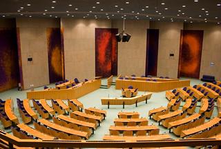 Vergaderzaal Tweede Kamer (Open Monumenten Dag 2010) | by -JvL-
