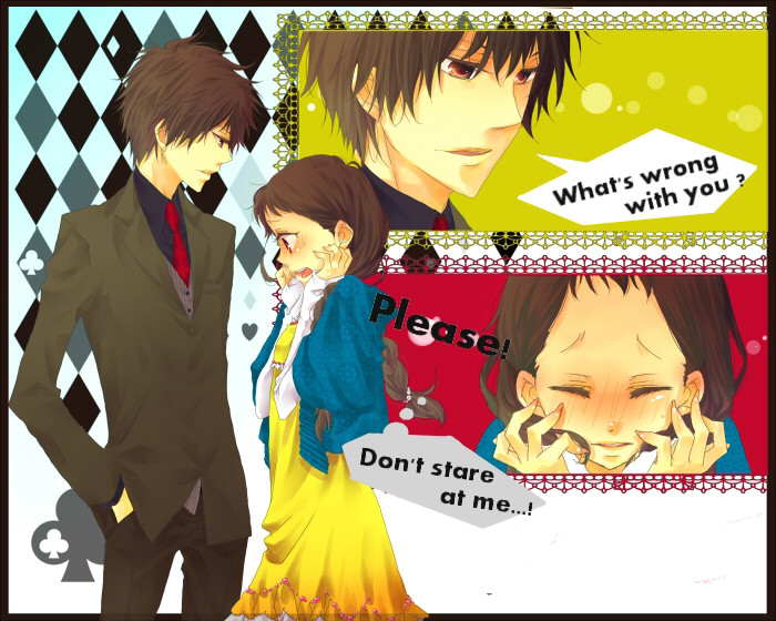 Image - Fon and Hibari.jpg | Reborn Wiki | FANDOM powered ... |Hibari X Ipin