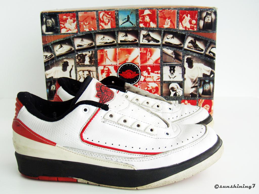 separation shoes 00f1a d0949 Sunshining7 - Nike Air Jordan II Low (2) - Retro 94 | Flickr