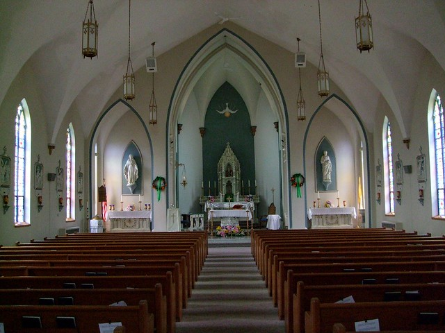 Sts. Peter and Paul Catholic Church, Chatsworth, IL