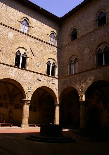 Bargello Corner