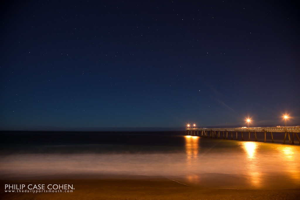 An Evening in Pacifica by Philip Case Cohen