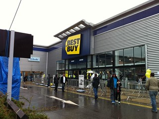 Best Buy Aintree - Grand Opening | by roblawton