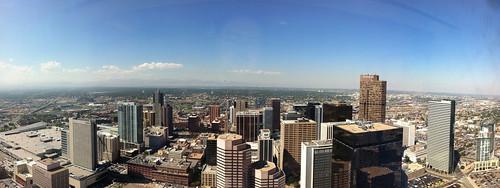 Denver skyline | by Tomasz Stasiuk