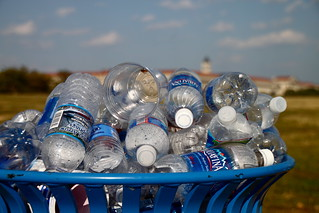 Recycling Water Bottles | by Mr.TinDC