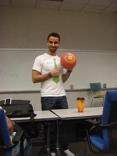 Never give Fresh Darius a Ball