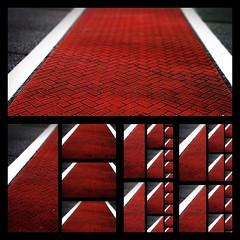 Red Crosswalk