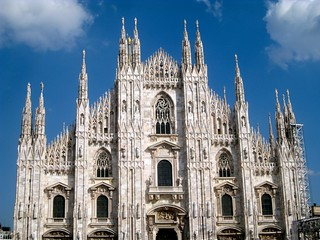 duomo by sunlight | by jetsetwhitetrash