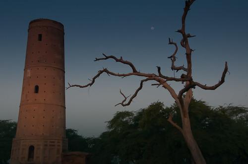 pakistan heritage history nikon minaret passion historical minar farhan antelop hiran hiranminar shekhupura d300s