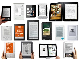 eBook Readers Galore | by libraryman