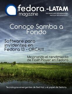 Fedora-LATAM Magazine 0002 AñoI