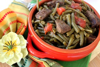 Loubia - Green Bean Stew | by MiraUncutBlog