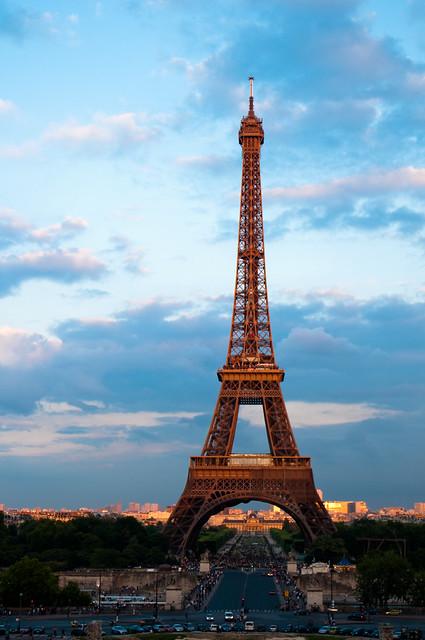 Lady Eiffel