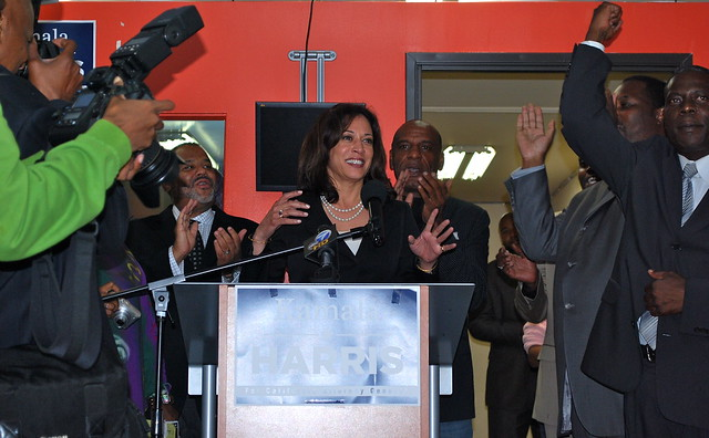 President Obama Supports Kamala Harris for CA Attorney General