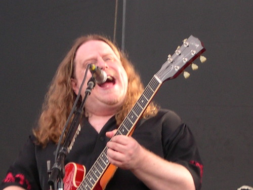 Warren Haynes of The Allman Brothers Band