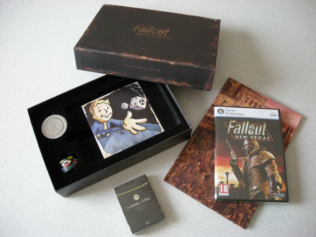 Fallout New Vegas Collector's Edition
