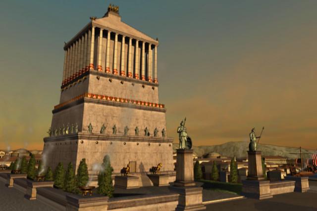 -0353 Mausoleo de Halicarnaso