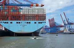 2017-06-10 06-13 Hamburg 441 Containerhafen, Mette Maersk