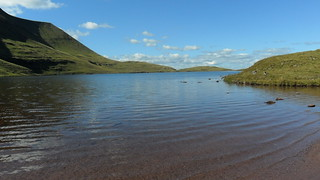 Black Mountain, Llyn y Fan Fawr, Aug 2010