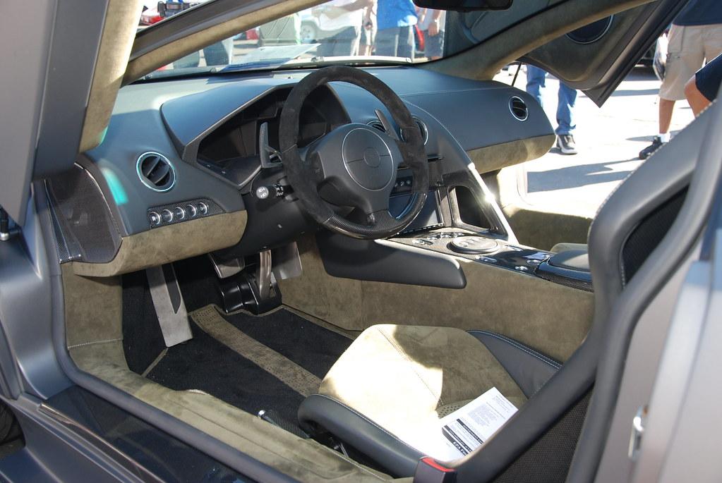 Lamborghini Reventon Interior Navymailman Flickr