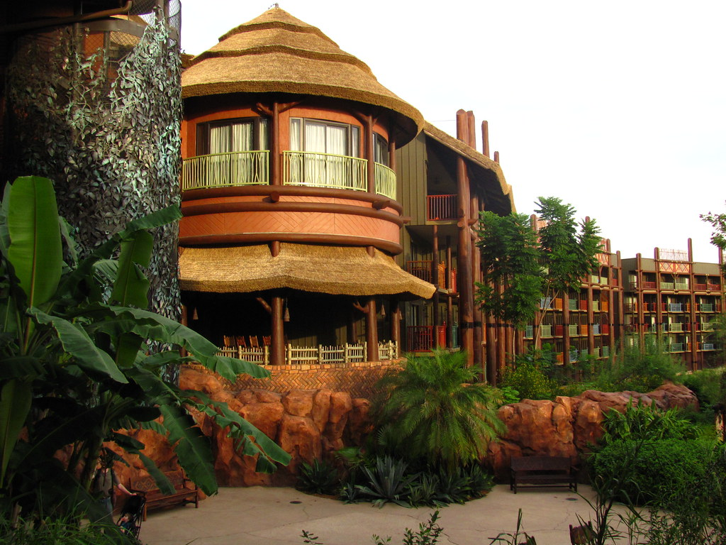 Jambo House at Animal Kingdom Lodge