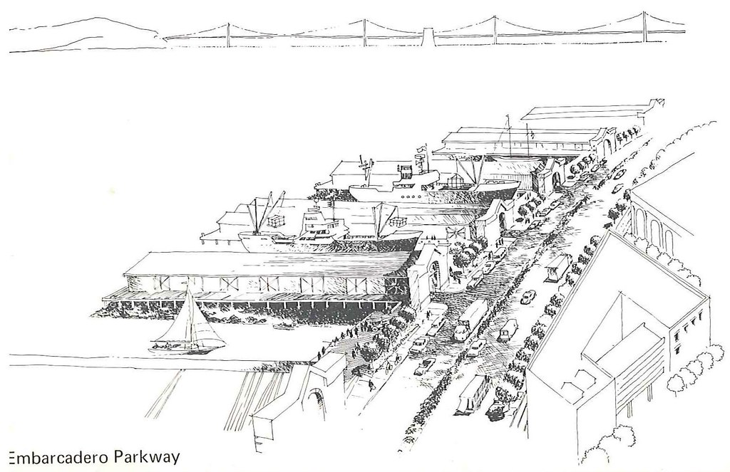 What to do about the Waterfront: Embarcadero Parkway (1971)