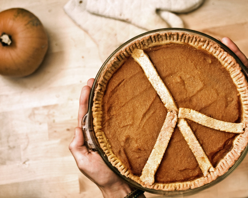 Have A 'Peace' of Pie