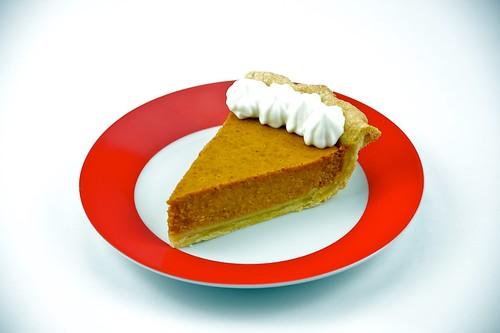 Slice of Pumpkin Pie | by TheCulinaryGeek