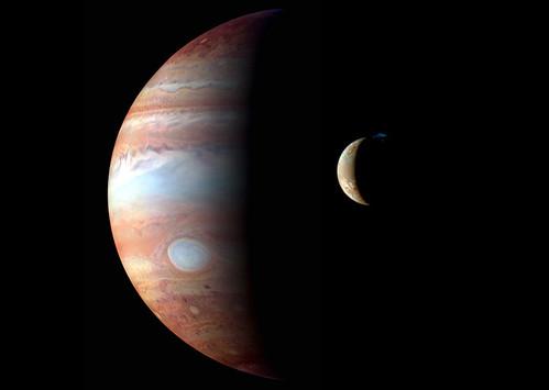 Jupiter-Io Montage | by NASASolarSystem