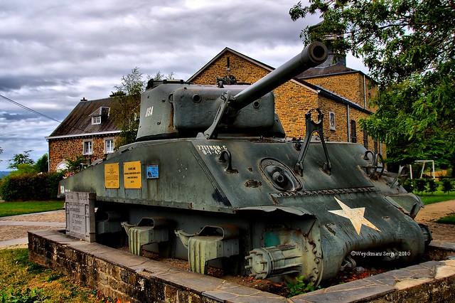 Just a Tank