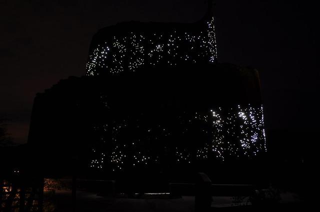 Estrella Star Tower at Night 004